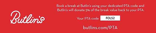 Butlins PTA Offer
